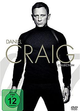 James Bond: Daniel Craig Collection DVD