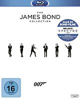 The James Bond Collection 2016