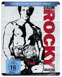 Rocky Collection 1-6 Bd St Sb Blu-ray