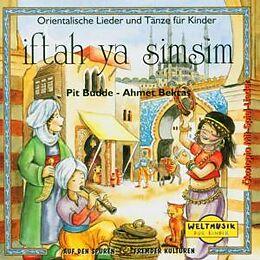Pit Budde & Ahmet Bektas CD Iftah Ya Simsim