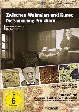 Zwischen Wahnsinn und Kunst-Die Sammlung Prinzhorn [Versione tedesca]