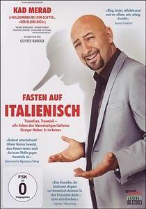 Fasten auf Italienisch DVD