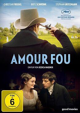 Amour fou DVD