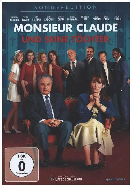 Monsieur Claude Und Seine Töchter Online Gucken Kostenlos
