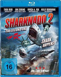 Sharknado 2 - The Second One - Shark Happens! Blu-ray