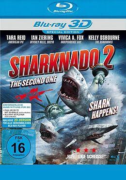 Sharknado 2 - The Second One - Shark Happens! 3D Blu-ray