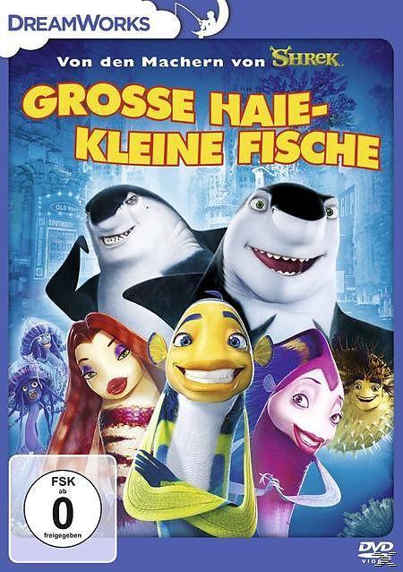 Grosse Haie - Kleine Fische [Version allemande]