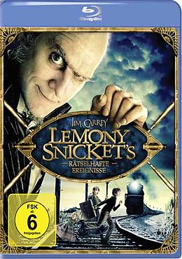 Lemony Snicket - BR [Version allemande]