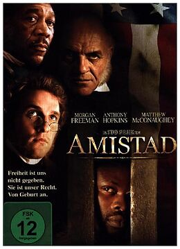 Amistad DVD