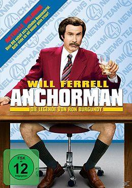 Anchorman - Die Legende von Ron Burgundy DVD