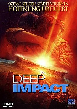 Deep Impact DVD