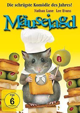 Mäusejagd DVD