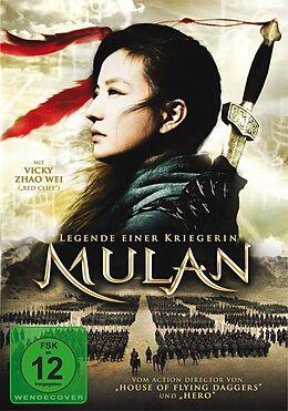 Mulan - Legende einer Kriegerin DVD