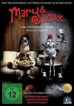 Mary & Max - Oder schrumpfen Schafe wenn es regnet? DVD