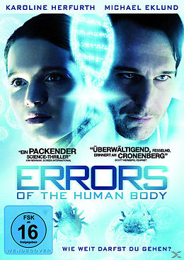Errors of the Human Body DVD