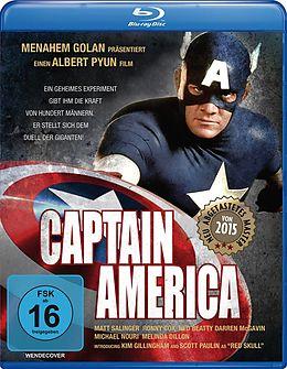 Captain America - Remastered Blu-ray Blu-ray