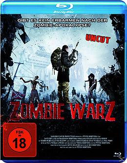 Zombie Warz Blu-ray Blu-ray