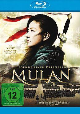 Mulan - Legende Einer Kriegerin Blu Ray Blu-ray