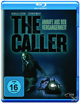 The Caller Blu Ray Blu-ray