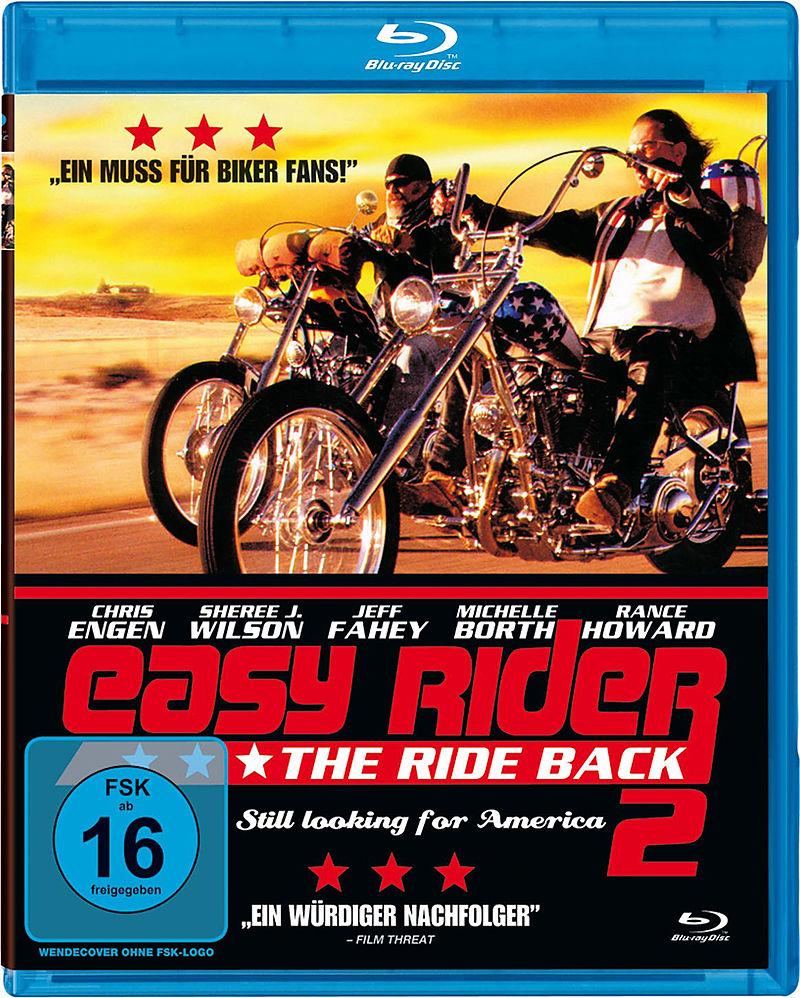 Easy Rider II Blu Ray
