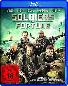 Soldiers Of Fortune Blu Ray Blu-ray