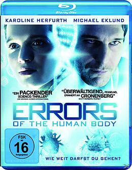 Errors Of The Human Body Blu Ray Blu-ray