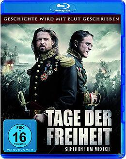 Tage Der Freiheit - Schlacht Um Mexiko Blu Ray Blu-ray