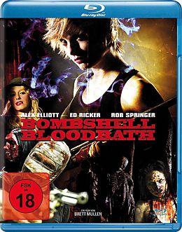 Bombshell Bloodbath Blu-ray Blu-ray