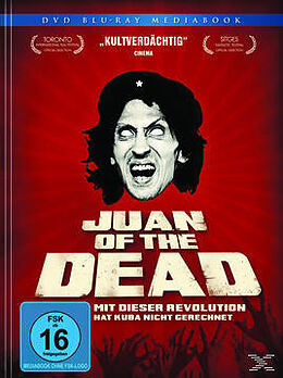 Juan Of The Dead Mediabox Blu Ray Und Dvd Blu-Ray Disc