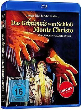 Das Geheimnis von Schloß Monte Christo Uncut Edition Blu-ray