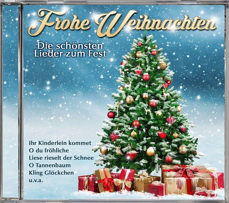 Frohe Weihnachten Cd.Frohe Weihnachten