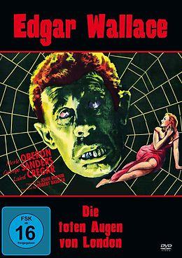 Edgar Wallace-Die toten Augen von London DVD