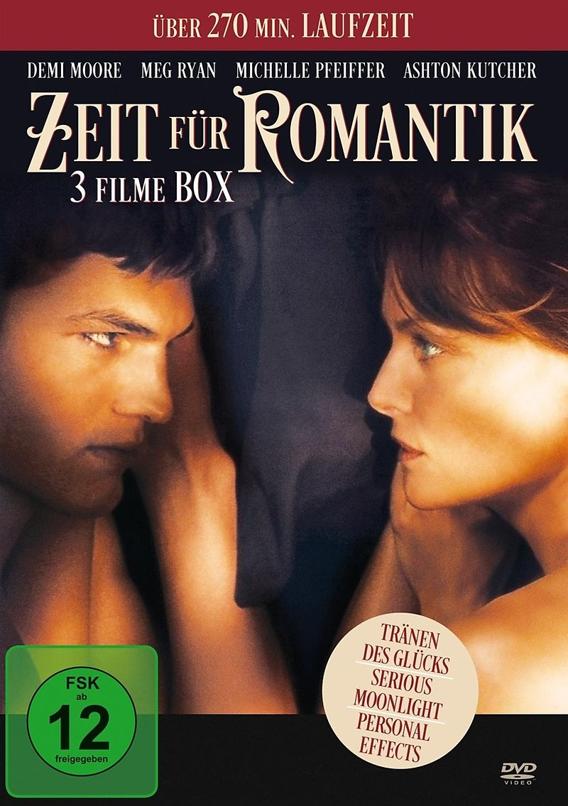 zeit f r romantik 3 filme 270 minuten dvd online kaufen. Black Bedroom Furniture Sets. Home Design Ideas