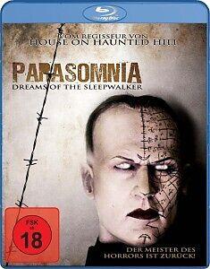 Parasomnia Blu-ray