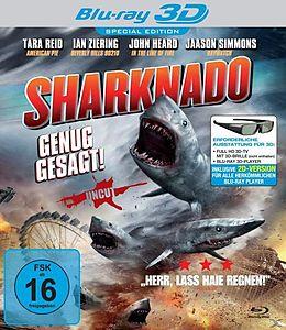 Sharknado Blu-ray 3D