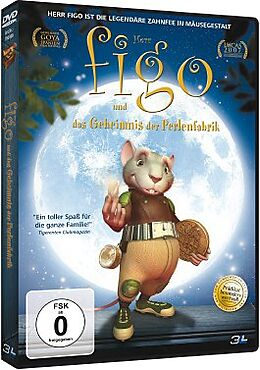 Herr Figo und das Geheimnis der Perlenfabrik DVD