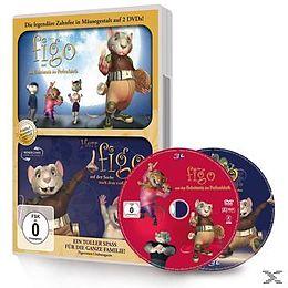 Herr Figo und das Geheimnis der Perlenfabrik & Herr Figo auf der Suche nach dem verlorenen Zahn DVD