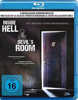 Inside Hell & Devil's Room (double Feature) Blu-ray