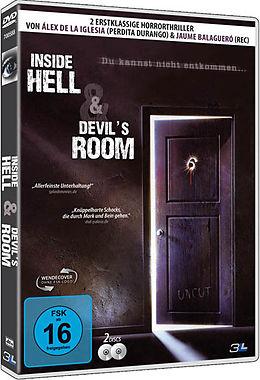 Inside Hell & Devils Room DVD