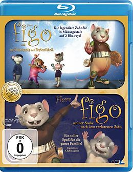 Herr Figo (double Feature) Blu-ray
