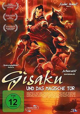 Gisaku und das magische Tor DVD