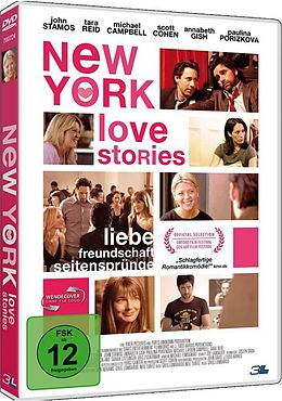 New York Love Stories - Liebe, Freundschaft, Seitensprünge DVD