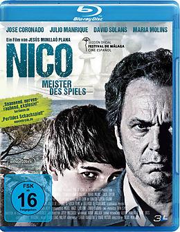 Nico - Meister Des Spiels Blu-ray