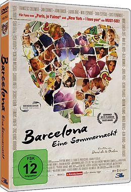 Barcelona - Eine Sommernacht DVD