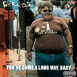 Fatboy Slim Vinyl Youve Come A Long Way Baby(Art Of The Album-Editi