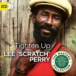 """Lee """"scratch"""" Perry CD Tighten Up (the Masters Collection)"""