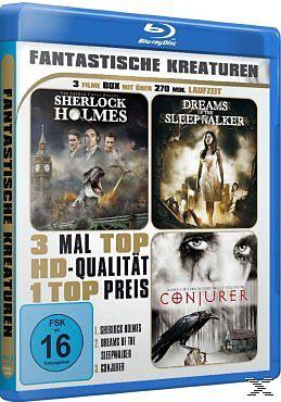 Fantastische Kreaturen Blu-ray