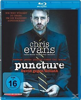 Puncture - David gegen Goliath Blu-ray