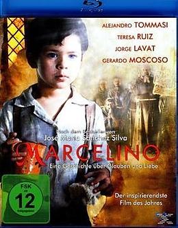 Marcelino Blu-ray