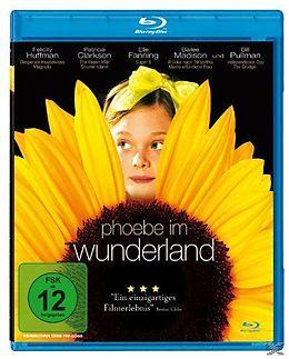 Phoebe im Wunderland Blu-ray